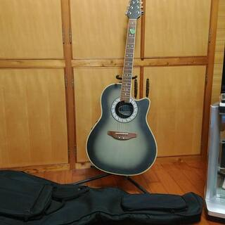 エレアコ・ギター(オベーション・韓国製)