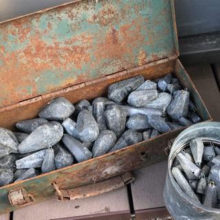 重り 釣具 鉛 約20キロ