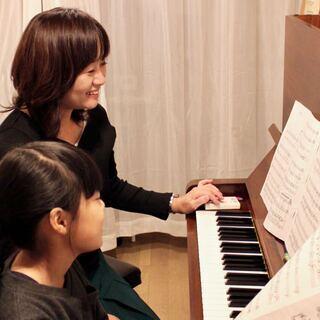 ピアノ教室・3歳からシニアまで初心者歓迎・保育士志望の方も