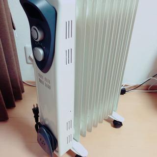 【中古】オイルヒーター  ② - 家電