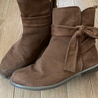 最終値下げ★gap★スエード ブーツ 24cm