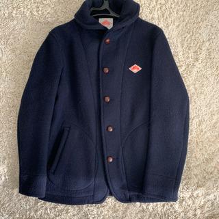 【美品】MサイズDANTON: ウールモッサ シングルジャケット