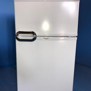 ♠️MORITA 2011年製 2ドア冷蔵庫 MR-D09BB♠️