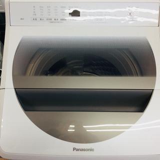 Panasonic NA-FA80H7 全自動洗濯機販売中…