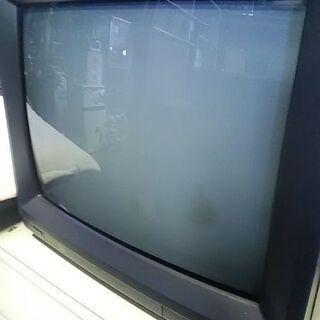 三洋電機・19型ブラウン管テレビ