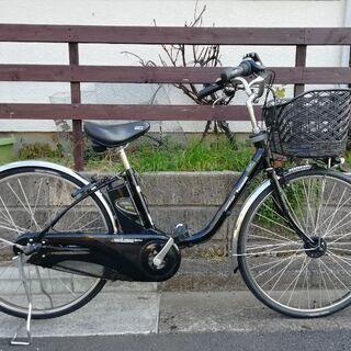 電動自転車 Panasonic ビビDX26 バッテリーx2
