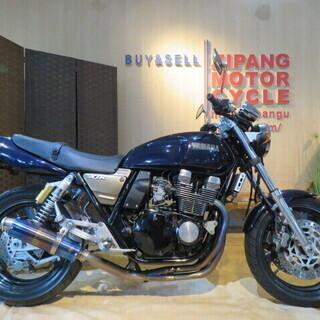 YAMAHA XJR400 4HM ヤマハ 紺 400cc 18...