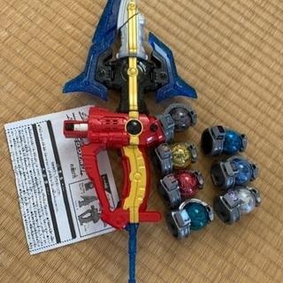 キューザウェポン 9段変形 キューレンジャー
