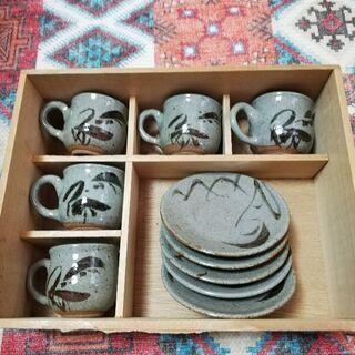 コーヒーカップ&ソーサーセット