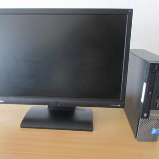 DELL 超小型PC Optiplex780 + 19インチモニター