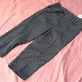 【千円】新品未使用品 紳士大きいサイズのウエストゴムズボン サイ...