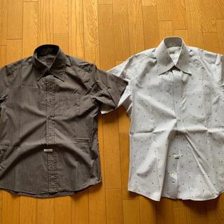【週末限定、大幅値下げセール‼️】タケオキクチ、半袖シャツ
