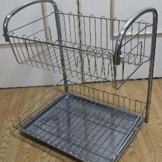 水切りラック キッチン 食器洗いに!