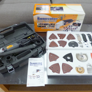 リノベーター マルチツールキット FN002893 電動工具 切...