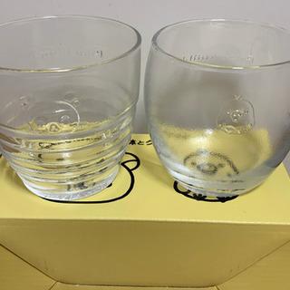 リラックマ ガラス小鉢とグラスセット