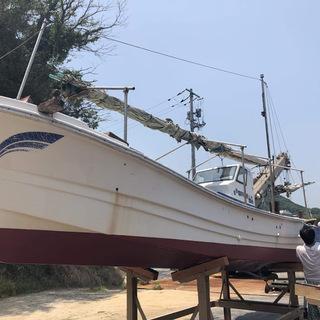 釣り船 釣船 フィシングボート 漁船