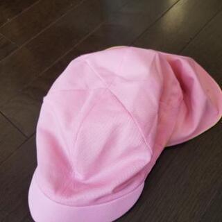 保育園の帽子