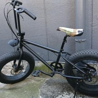 ファットバイク Bronx20DD