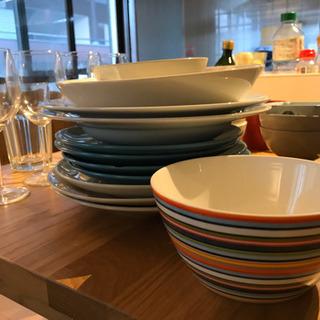 食器各種 イッタラ D&DELUCA IKEA
