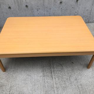ユアサ 家具調コタツ こたつ 120x80