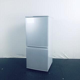 中古 冷蔵庫 2ドア シャープ SHARP 2014年製 137...