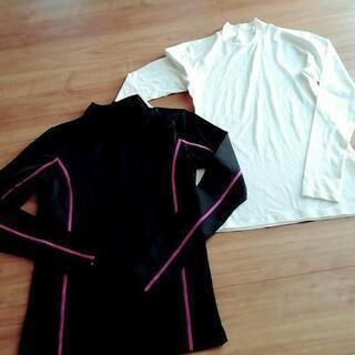 PUMA アンダーシャツ2枚セット M~L LL
