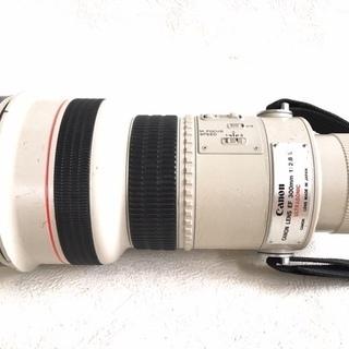 Canon キャノン EF300mm F2.8L 単焦点 レンズ...