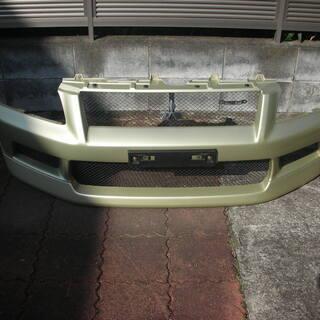 ランエボⅦ GT-A 純正フロントバンパー