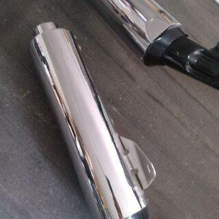 カワサキ ZZR1100 D型 純正マフラーセット