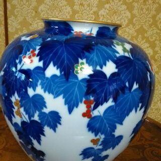オールド香蘭社 花瓶