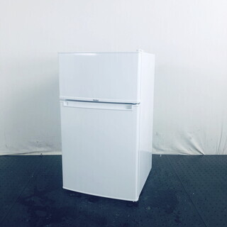 中古 冷蔵庫 2ドア ハイアール Haier 2017年製…