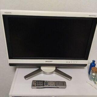 SHARP 20インチ LC-20D50