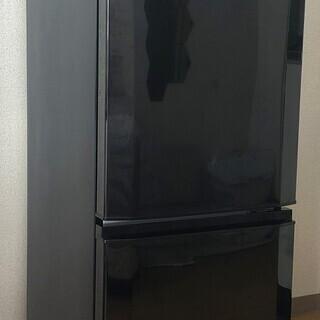 美品 2016年製 三菱ノンフロン冷凍冷蔵庫 (型番 MR-P1...