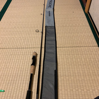 【SHIMANO】エクスプライド270M バス釣り