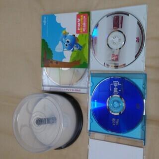 (交渉中)書き込み用 DVD-R数枚 DVD-RW2枚 D…