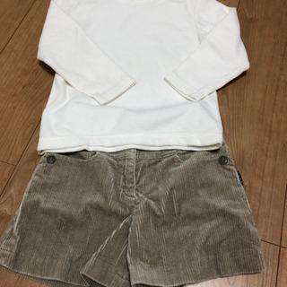 110cm女児服セット