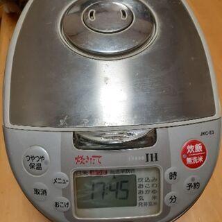 タイガーIH炊飯器5.5合焚き