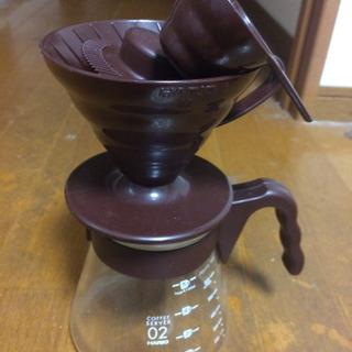 コーヒーサーバー ハリオ