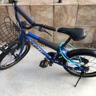 子供用18インチ自転車