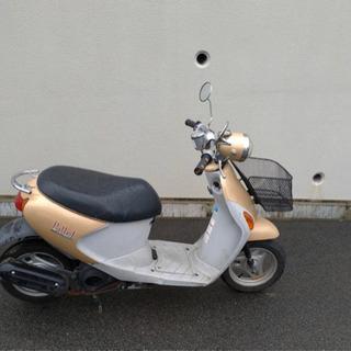 レッツ4 原付 バイク