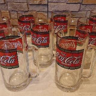 コカ・コーラ ジョッキ 9杯まとめて