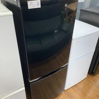 【1年間保証付き】TOSHIBA(東芝)2ドア冷蔵庫 GR-M15BS