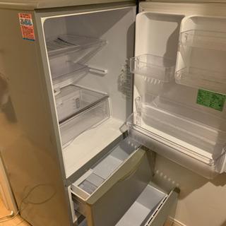 【急募】210L  冷蔵庫 冷凍庫付き
