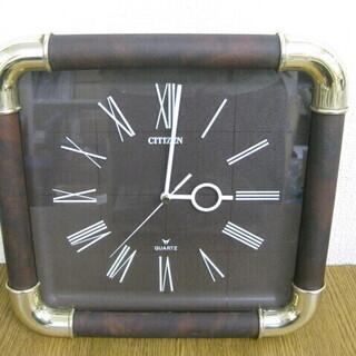 CITIZEN シチズン 掛時計 4MG612 横31cm×縦3...