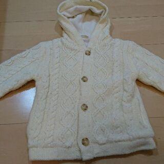 110cm女の子用コート(4-5才)