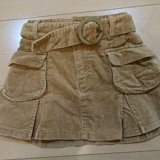 組曲女の子用スカート