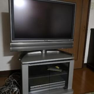 ジャンク  シャープ液晶テレビ