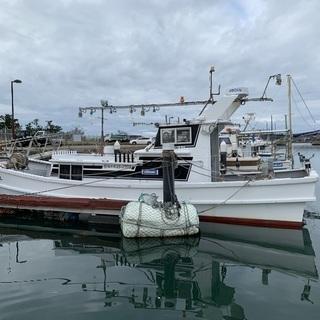 ヤマハ39feet和船