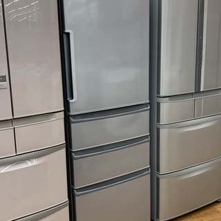 【1年間保証付き】AQUA(アクア)4ドア冷蔵庫AQR-361E