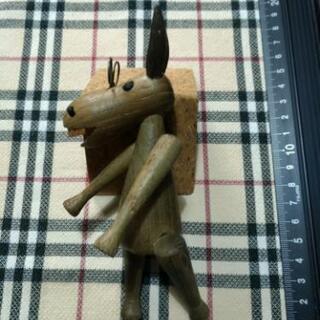 馬の置き人形